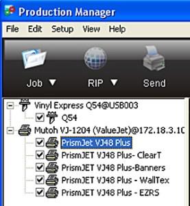 FlexiSIGN Pro Duplicate Setup