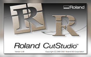 Fig. 2: Roland CutStudio is the newest in a long line of plug-ins for their cuttes