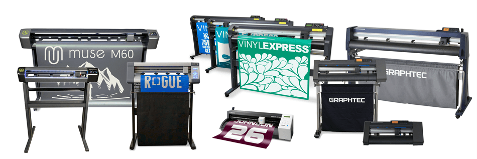 vinyl cutters from SIGNWarehouse