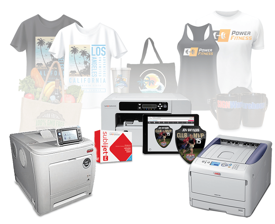 T Shirt Printing Packages Under 5 000 Signwarehouse Sign College