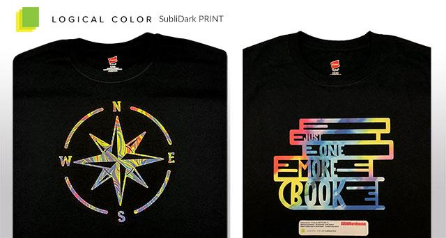 Logical Color SubliDark Print HTV for sublimation