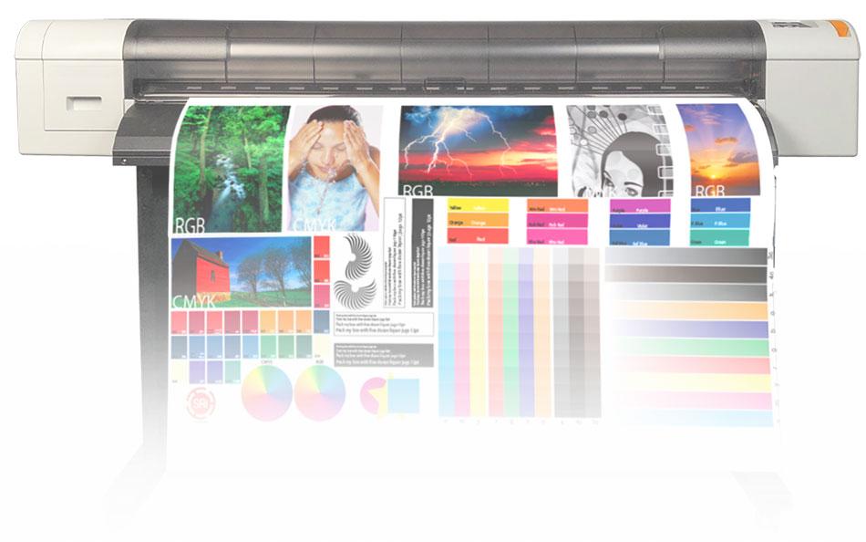 SAI test print file on VJ54