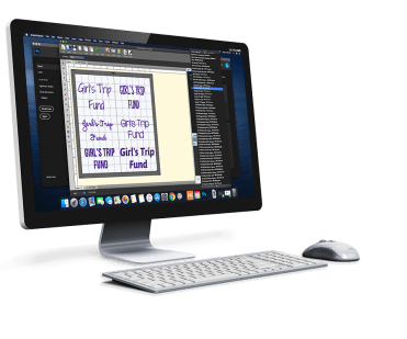 Create Space graphic design software for Mac & Windows