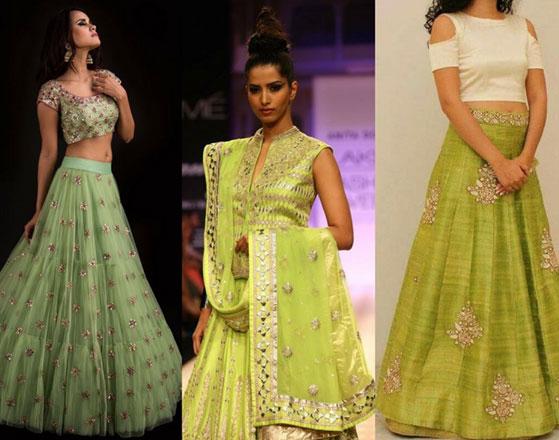 Greenery-in-Indian-Fashion-16
