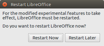 "How to try the new MUFFIN (""Ribbon"") toolbar of LibreOffice"