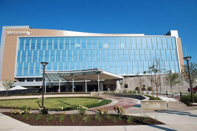 Memorial Health System Patient Care Tower