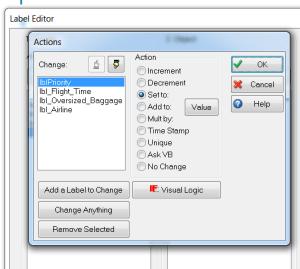 Central Label Editor 4