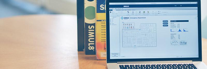 SIMUL8 Online beta