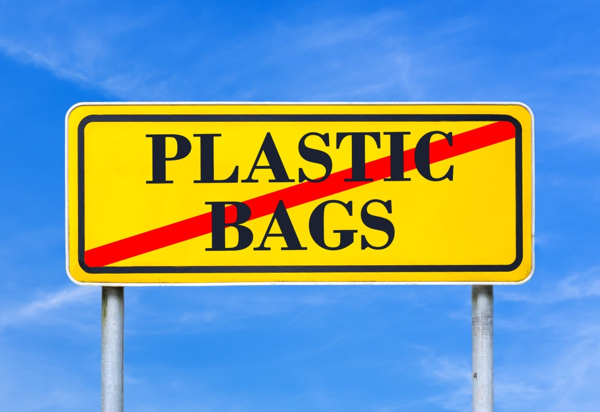 Why ban plastic bags ?