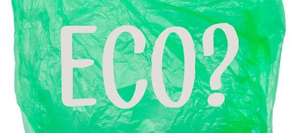 Los plástico biodegradables no son la solución.