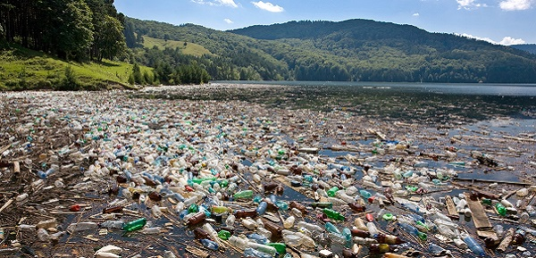 TIPS TO SAY GOODBYE TO PLASTIC BOTTLES