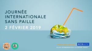 Día internacional sin pajitas