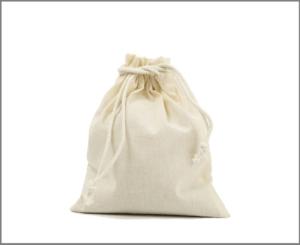 sac en coton pour la congélation