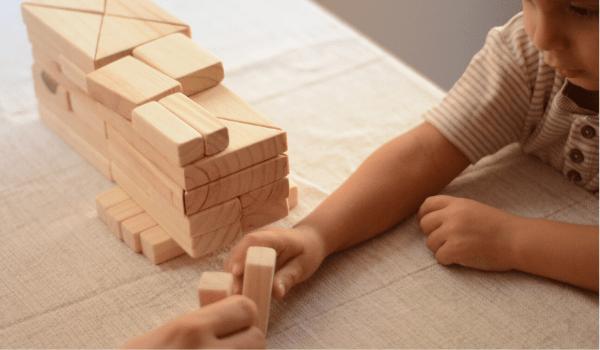 juguete de madera ecologica navidad