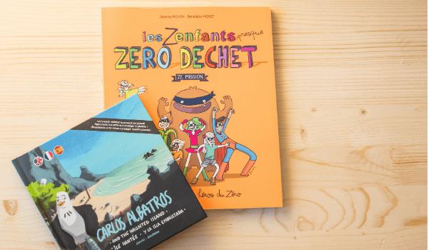 Livres enfant ecologiques