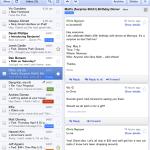 Atraktiven izgled Gmail-a na iPad