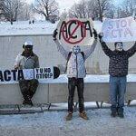 Stop ACTA protesti po vsej Evropi