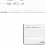 ConfigMgr 2012 Remote Control without installing Admin Console