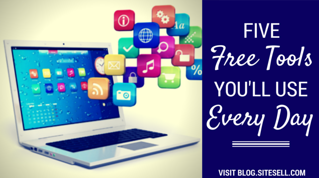 5 Free Tools You'll Use Every Day