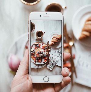 blog sittakarina - 4 Tips Foto Makanan Keren untuk Instagram