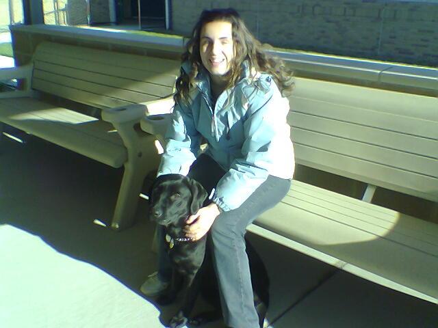 Bella y yo en Rochester