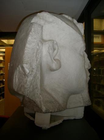 Ithaca College Plaster Cast