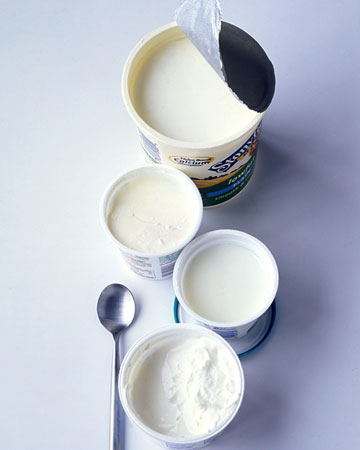 nourishing hair mask yogurt