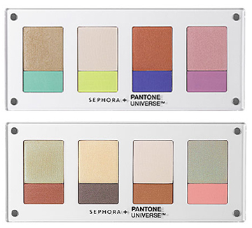 sephora pantone eye shadow
