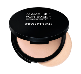 make up for ever pro finish foundation