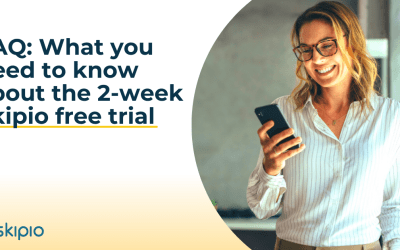 Everything you need to know about the Skipio free trial [INFOGRAPHIC]
