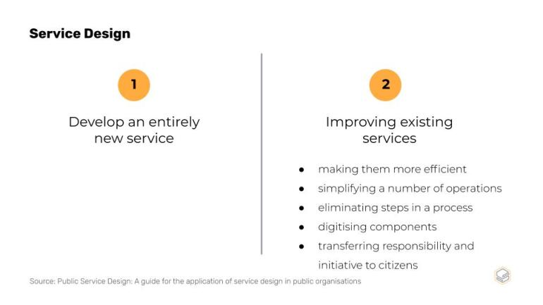 ต้องเข้าใจก่อนว่า Service Design คืออะไร?   Skooldio Blog