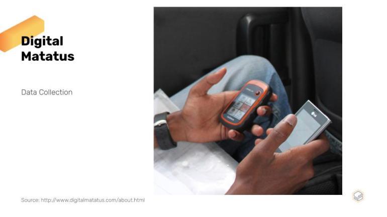 เรียนรู้เคส Service Design ที่น่าสนใจอื่นๆ - Digital Matatu   Skooldio Blog