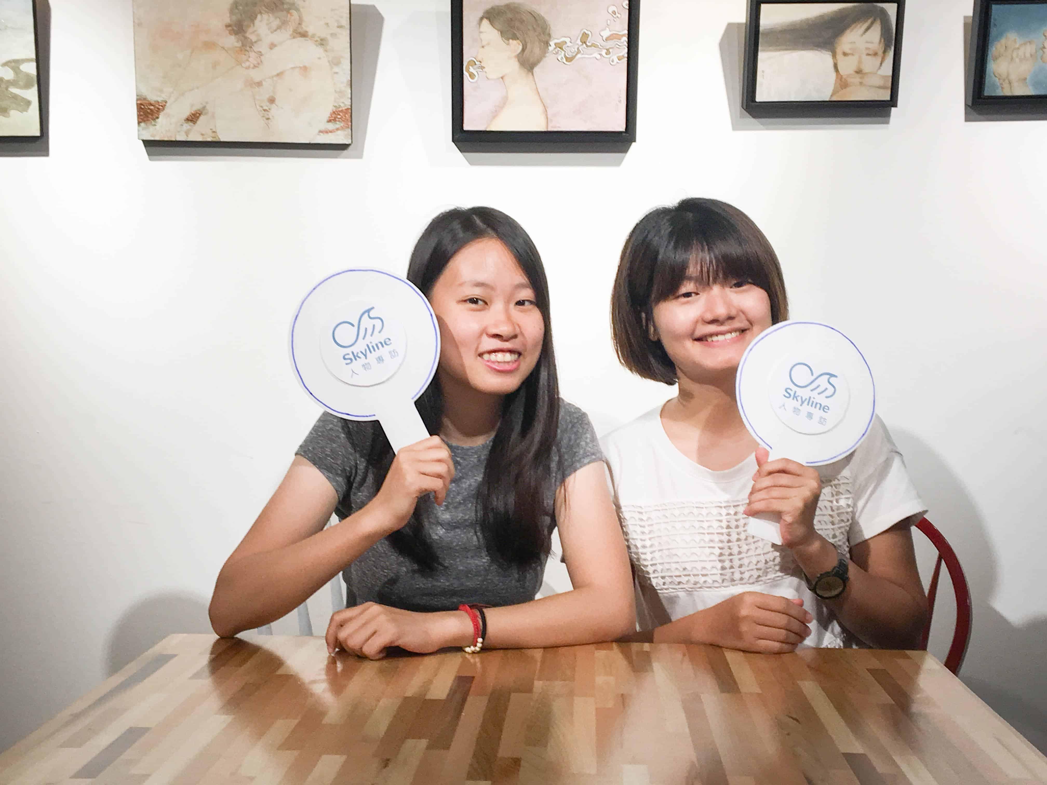 【會議:全美學習服務年會】陳祖瑤、李盈萱:你只需要六十分的勇氣,別因為年輕就看輕自己