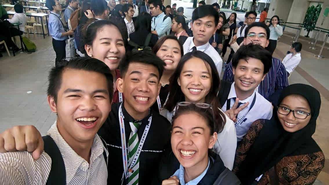 【會議:ASEAN Youth Summit】林洛安: 用己身力量 讓台灣不再被排除在外