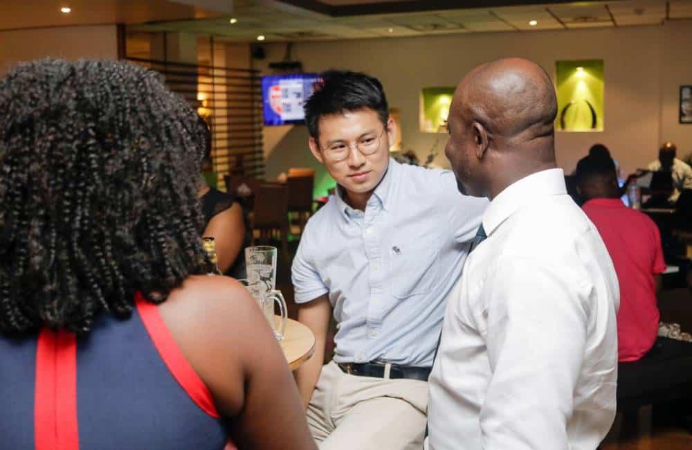 【逐浪焦點人物:張海德】青年國際移動進行式 一針見血透析非洲職場(上)