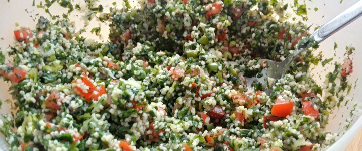 Taboulé – Mehr als ein libanesischer Salat