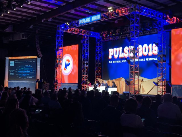 Pulse 2018 panel discussion session