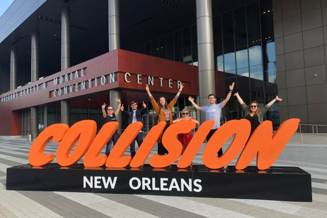 Collision Conference in New Orleans