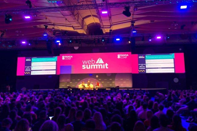 Slido at Web Summit