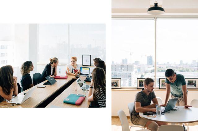 New shiny Slido HQ office