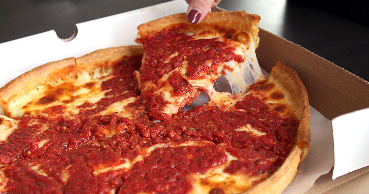 Emmet's Deep Dish Pizza Pie