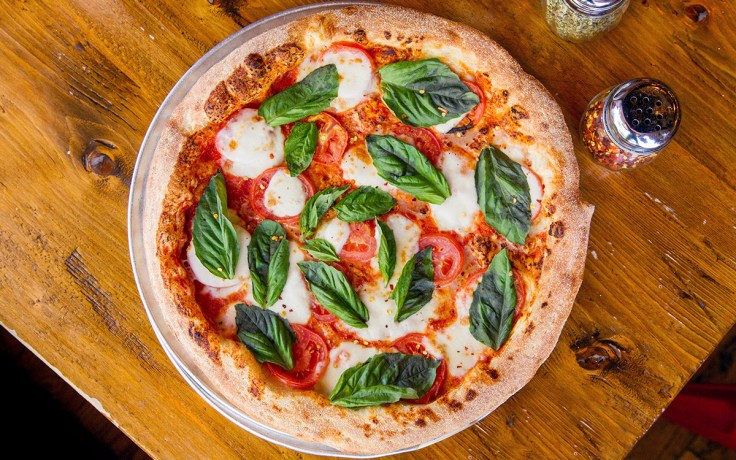 Neapolitan Pizza No Slices