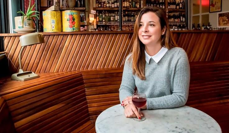 Katie Parla Food Critic
