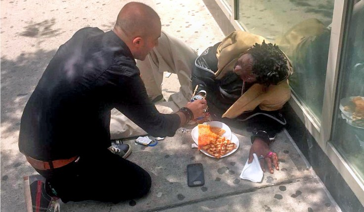 Hakki Akdeniz Homeless