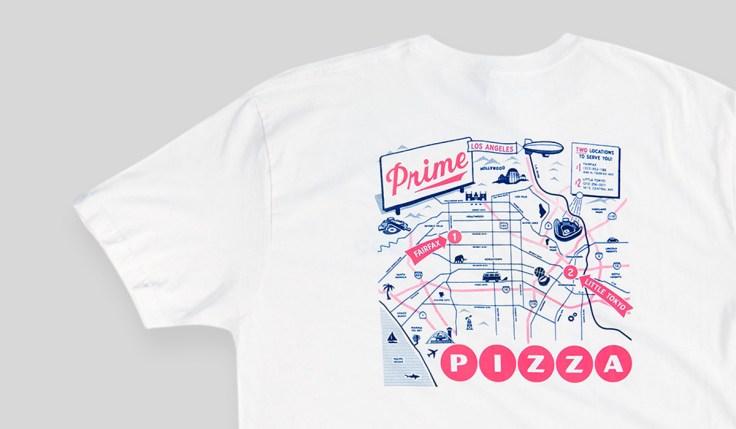 Prime Pizza Shirt
