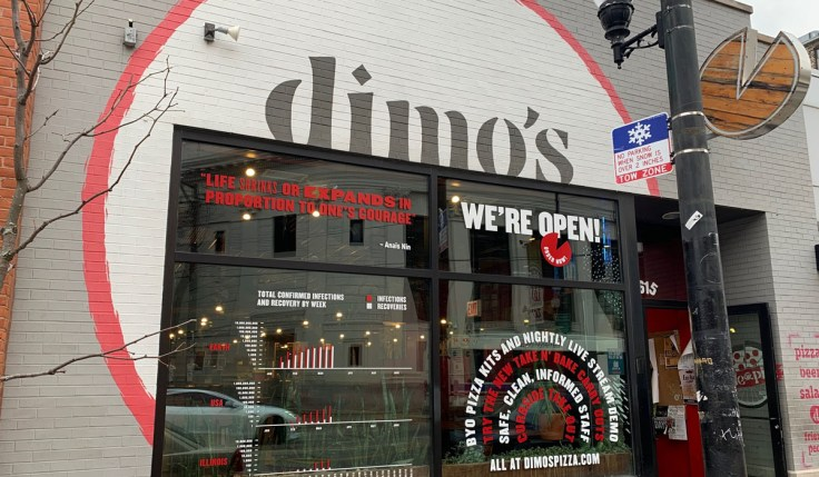 Dimo's Pizza Chicago
