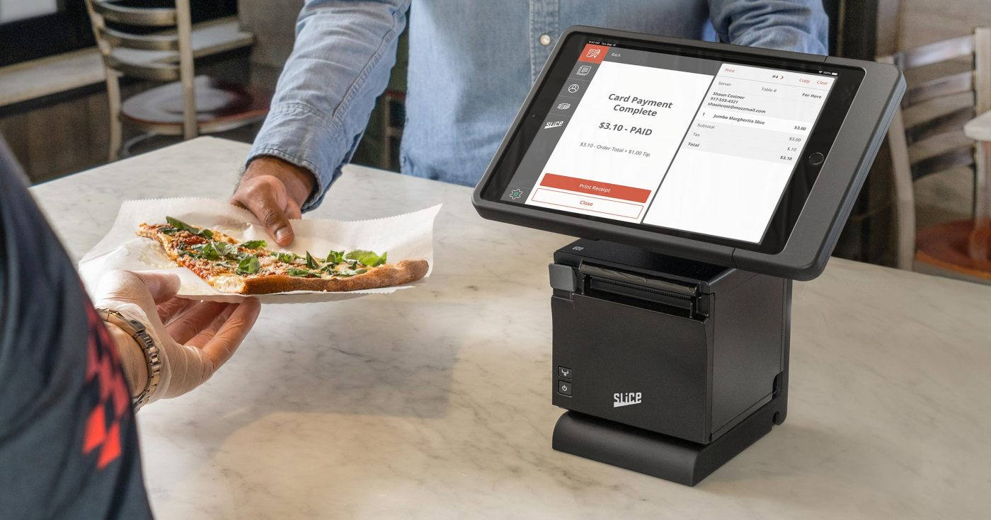 Slice Register POS