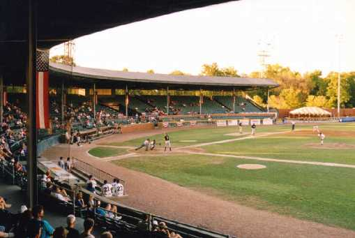 Playing in the independent baseball leagues