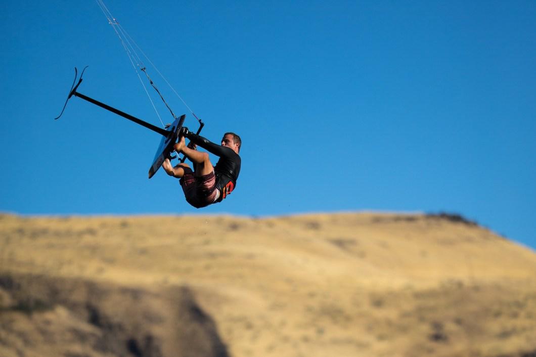 Kite Foiling - Team Rider Adam Whittington