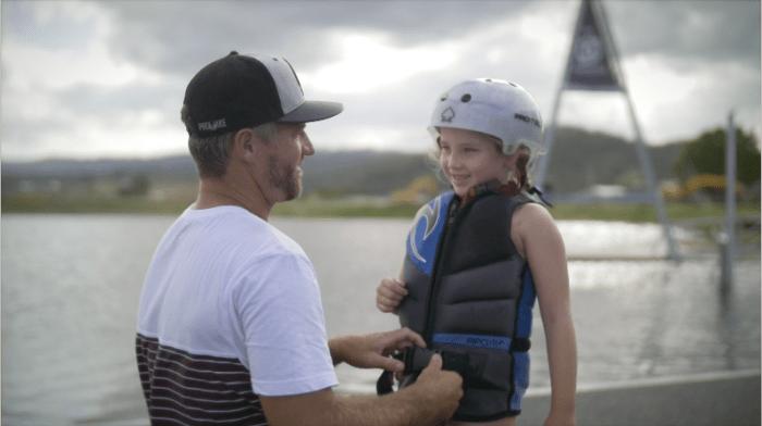 Gold Coast Wake Park kicks off in Queensland, Aus